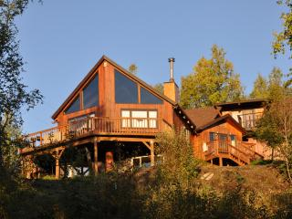 Edge of the Wilderness with Magnificent Views! - Chugiak vacation rentals