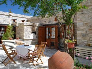 Traditional Village house - Vavla Rustic Retreat - Vavla 			 vacation rentals