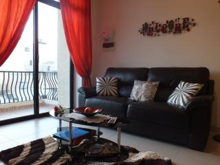 Modern Sunny Apartment With Balcony - Marsascala vacation rentals