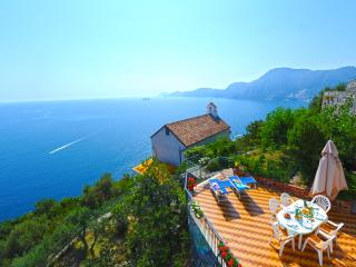 """Villa Horizon"" has the best view of Amalfi coast. - Praiano vacation rentals"
