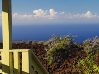Private bungalow with spectacular ocean view - Ocean View vacation rentals