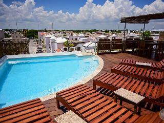 LOW RATES, great location, 2 bedroom, sleeps 4 - Playa del Carmen vacation rentals
