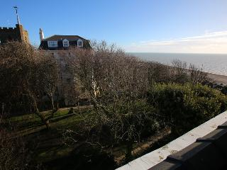 Comfortable Condo with Water Views and Television - Folkestone vacation rentals