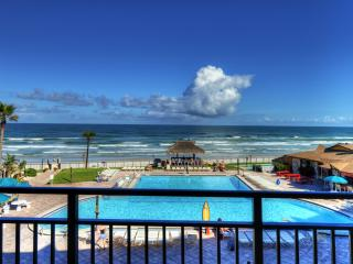 Hawaiian Inn Resort -1/1 Oceanfront 3rd fl Condo - Daytona Beach vacation rentals