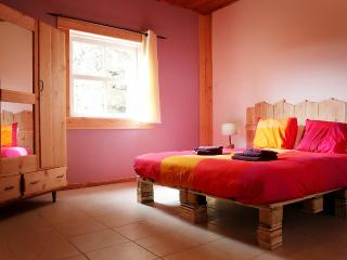 Beautiful Private room with Balcony and Fireplace - Lajes das Flores vacation rentals