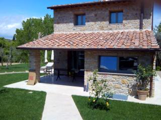 Villa Meletta  new house in the heart of Tuscany - Gambassi Terme vacation rentals