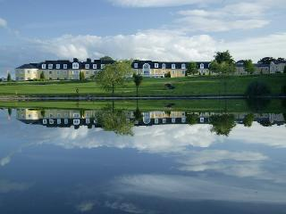 Wolseley Manor Holiday Lodges - free use of pool - Tullow vacation rentals