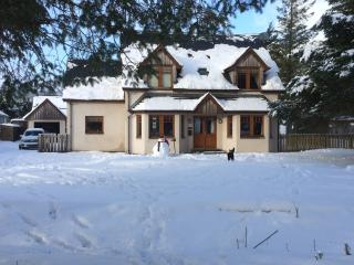 Nice House with Internet Access and Dishwasher - Dalwhinnie vacation rentals