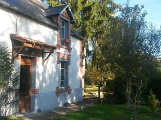 Lovely traditional Berrichonne cottage close to Sa - Saint-Benoît-du-Sault vacation rentals