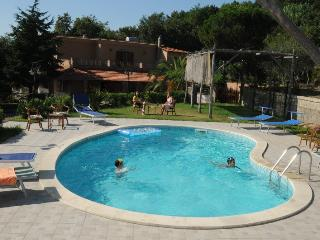 Family Villa with swimming pool & garden - Sant'Agata sui Due Golfi vacation rentals