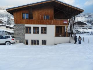 Comfortable 3 bedroom Samoëns Condo with Television - Samoëns vacation rentals