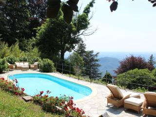Villino Milli with swimming pool - Brunate vacation rentals