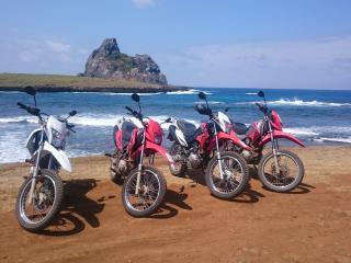 Aluguel de moto e equipamentos de mergulho - Fernando de Noronha vacation rentals