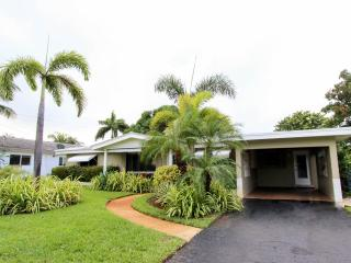 Lovely 3 bedroom House in Fort Lauderdale - Fort Lauderdale vacation rentals