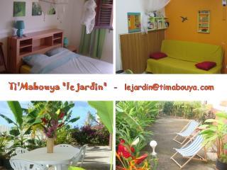 """Idéalement au coeur de l'île : gite """"le jardin"""" - Le Vauclin vacation rentals"""