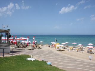 ONE minute walk from the Beach  Herzelia Pituach! - Herzlia vacation rentals