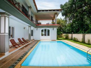Purva - 4 Bed Private Pool Villa in Anjuna - Anjuna vacation rentals