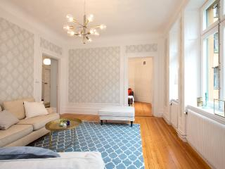 Charming 3 bedroom apartment in central Stockholm - Stockholm vacation rentals