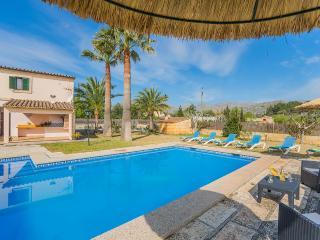 Perfect 6 bedroom Villa in Pollenca - Pollenca vacation rentals