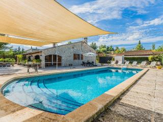 Beautiful Villa with Internet Access and Shared Outdoor Pool - Majorca vacation rentals