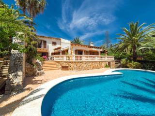 Beautiful Villa with Internet Access and Television - Cala Bona vacation rentals