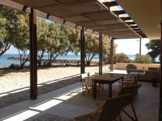Villa Kouvohori 3 bedrooms seafront Classic - Gournes Pediados vacation rentals