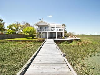 Bright 4 bedroom Tybee Island House with Internet Access - Tybee Island vacation rentals