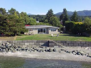 Beautiful Vancouver Island Beach House - Nanaimo vacation rentals