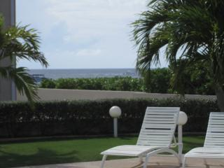 Cayman Islands Divers Paradise 1st Floor Oceanfront Condo - Seven Mile Beach vacation rentals