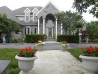 Front of house - Beautiful Mansion In The Country - Waynesboro - rentals