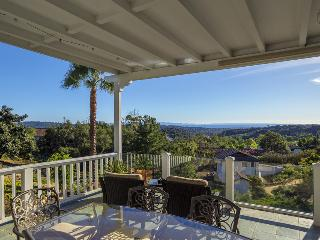 Amazing ocean view home on 1.3 acres, perfect for intimate events! - Ocean Vista Retreat - Santa Barbara vacation rentals