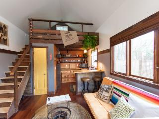 "Tiny House Nation's ""Rustic Modern Tiny House"" - Portland vacation rentals"