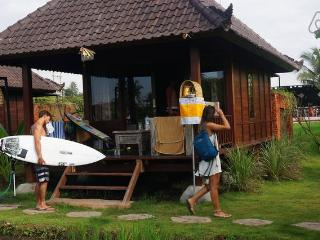 keramas surfcamp bali at rice padi - Keramas vacation rentals