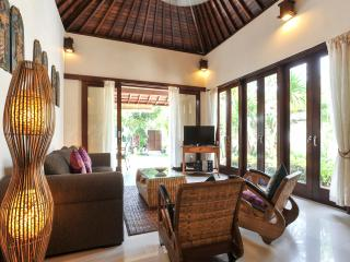VILLA PAGI. 2 BDRM POOL GARDEN 250 MTRS FROM BEACH - Sanur vacation rentals