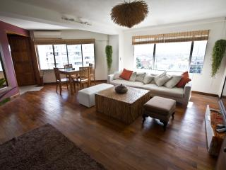 Stylish, spacious, wooden floor & mountain view. - Chiang Mai vacation rentals