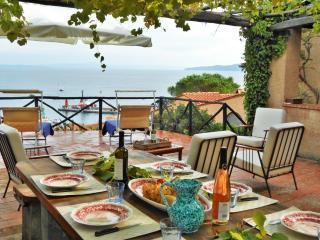 Villa Calypso on Giglio island - Isola Del Giglio vacation rentals