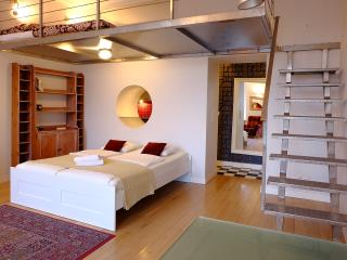 Modern Studio with Entresol, Wi-Fi, Center - Warsaw vacation rentals