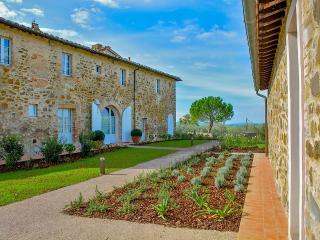 Luxury Retreat for 24 among the Brunello vineyards - Montalcino vacation rentals