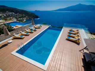 Luxuruy Villa/7 bedrooms /14 sleeps/5 day min stay - Kalkan vacation rentals