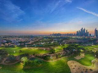 Must SEE! Apt Overlooking Emirates Golf Course! - Dubai vacation rentals