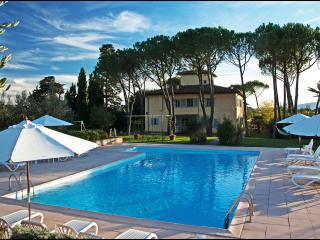 "La Certaldina Apt 5 Panoramic Villa with pool in Chianti ""Relax & Visit Tuscany"" - Certaldo vacation rentals"