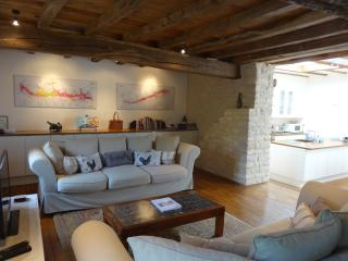 Le Chevalier, superb quality, 3bdr/3bth, terrace - Puligny-Montrachet vacation rentals