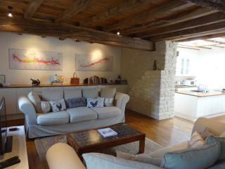 Le Chevalier, superb quality, 3bdr/3bth, terrace - Puligny-Montrachet vacation rentals