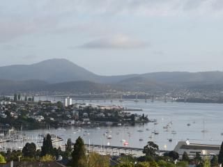StudioAt10  Luxury apartment, great water views, self-contained privacy - Hobart vacation rentals