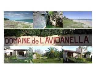 Domaine de l'Avidanella ( Villa T5 ) : 8 personnes - Santa Lucia di Moriani vacation rentals