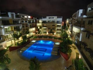 Condo SABBIA, 2bedrooms, garage, balcon, gym, pool - Playa del Carmen vacation rentals