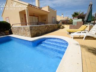 Villa Marissa is a luxury 2 bedroom Villa - Arboleas vacation rentals