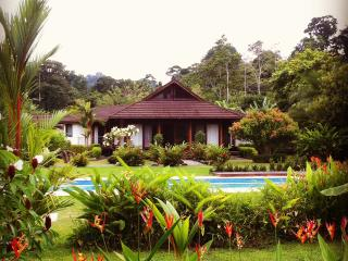 Lilan Nature Main House With Pool And Tennis Court - Cahuita vacation rentals
