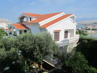 TH01218 Apartments Valentić / Two bedroom A4 - Pag vacation rentals