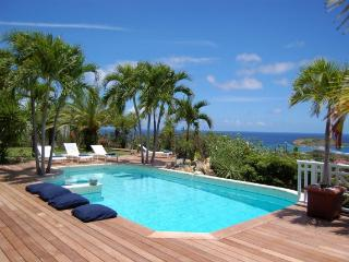 Villa Green Cay St Barts Rental Villa Green Cay - Pointe Milou vacation rentals